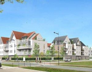 Achat / Vente appartement neuf Saint-Pierre-de-Perray cœur ecoquartier de la Clé (91280) - Réf. 5615