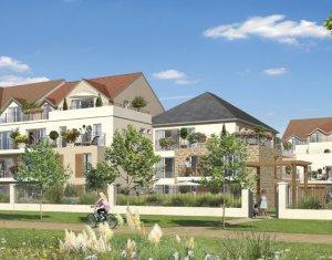 Investissement locatif : Appartement en loi Pinel  Saint-Pierre-du-Perray proche parc (91280) - Réf. 958