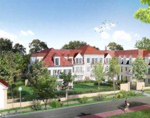 Achat / Vente appartement neuf Saint-Prix proche centre (95390) - Réf. 2956