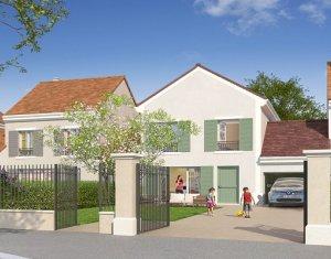 Achat / Vente appartement neuf Saint Prix proche gare SNCF (95390) - Réf. 1689