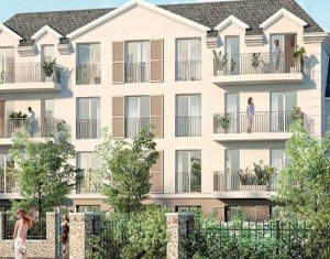 Achat / Vente appartement neuf Saint-Prix quartier résidentiel proche commodités (95390) - Réf. 4263