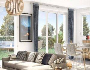 Investissement locatif : Appartement en loi Pinel  Saint-Rémy-lès-Chevreuse proche du RER (78470) - Réf. 4619