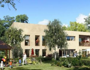 Achat / Vente appartement neuf Saint-Thibault-des-Vignes (77400) - Réf. 1335