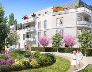 Achat / Vente appartement neuf Saint-Thibault-des-Vignes proche de la Mairie (77400) - Réf. 2506