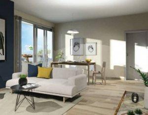 Achat / Vente appartement neuf Sainte-Geneviève-des-Bois cœur centre-ville (91700) - Réf. 4376