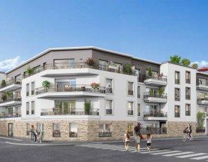 Achat / Vente appartement neuf Sannois à 200 mètres gare transilien ligne J (95110) - Réf. 6017
