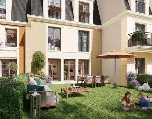 Achat / Vente appartement neuf Sannois à deux pas de la gare Transilien J (95110) - Réf. 6221