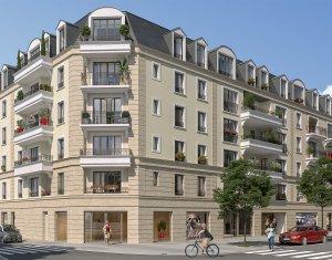 Investissement locatif : Appartement en loi Pinel  Sannois boulevard Charles de Gaulle (95110) - Réf. 2732