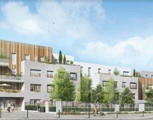 Achat / Vente appartement neuf Sannois proche commerces et transports (95110) - Réf. 2484