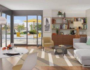 Achat / Vente appartement neuf Sarcelles à 900 mètres du Transilien H (95200) - Réf. 5051