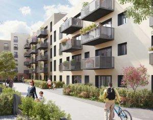 Investissement locatif : Appartement en loi Pinel  Sarcelles cœur de ville (95200) - Réf. 2450