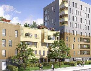 Achat / Vente appartement neuf Sarcelles face au tramway 5 (95200) - Réf. 2211