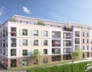 Achat / Vente appartement neuf Sarcelles proche parc des Prés-sous-la-ville (95200) - Réf. 3950