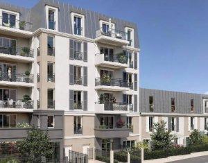 Achat / Vente appartement neuf Sartrouville à 300 m de la gare RER A (78500) - Réf. 5858