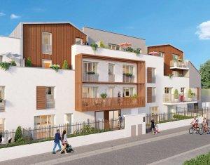 Achat / Vente appartement neuf Sartrouville à 900 mètres des écoles (78500) - Réf. 3916