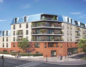 Achat / Vente appartement neuf Sartrouville proche des écoles (78500) - Réf. 3946