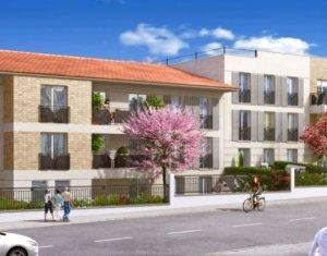Achat / Vente appartement neuf Sartrouville proche du centre TVA réduite (78500) - Réf. 706