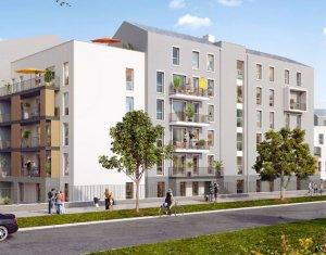 Achat / Vente appartement neuf Sartrouville proche parc Youri Gagarine (78500) - Réf. 1783
