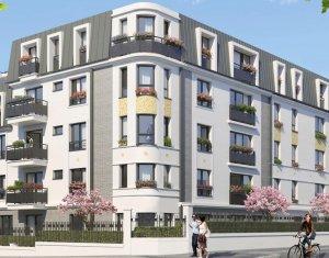 Achat / Vente appartement neuf Sartrouville proche RER A (78500) - Réf. 1457