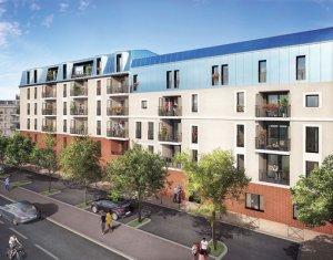 Achat / Vente appartement neuf Sartrouville quartier de l'Union (78500) - Réf. 3942