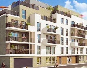 Achat / Vente appartement neuf Sartrouville quartier des 4 chemins (78500) - Réf. 1845