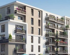 Achat / Vente appartement neuf SAVIGNY cœur de ville (91600) - Réf. 907