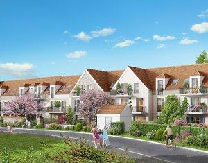 Achat / Vente appartement neuf Savigny-le-Temple à 9 minutes à pied du centre-ville (77176) - Réf. 3385