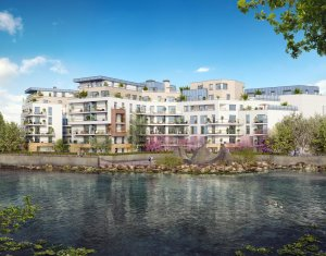 Investissement locatif : Appartement en loi Pinel  Savigny-le-Temple proche du Carré Sénart (77176) - Réf. 6331