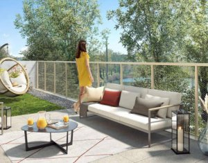 Achat / Vente appartement neuf Savigny-le-Temple proche transports (77176) - Réf. 5282