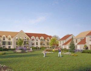 Investissement locatif : Appartement en loi Pinel  Savigny-le-Temple quartier calme et résidentiel (77176) - Réf. 5847