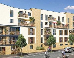 Achat / Vente appartement neuf Savigny-sur-Orge proche commerces et transports (91600) - Réf. 2392