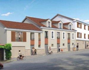 Achat / Vente appartement neuf Savigny-sur-Orge proche de la gare (91600) - Réf. 4431