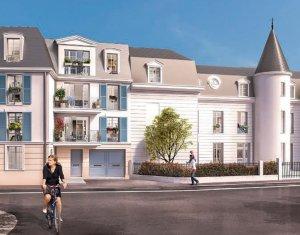 Achat / Vente appartement neuf Savigny-sur-Orge proche place Davout (91600) - Réf. 2080