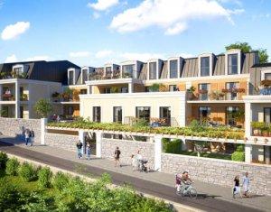 Achat / Vente appartement neuf Savigny-sur-Orge proche RER C (91600) - Réf. 3059