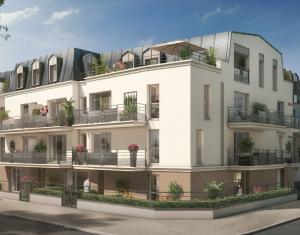 Achat / Vente appartement neuf Savigny-sur-Orge quartier Champagne/ Tilleul (91600) - Réf. 2613