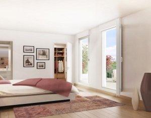 Achat / Vente appartement neuf Sceaux à 200 mètres de l'école primaire (92330) - Réf. 3922