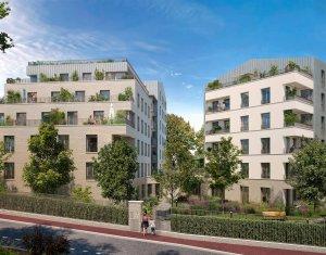 Investissement locatif : Appartement en loi Pinel  Sceaux proche gare RER (92330) - Réf. 6111