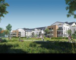 Investissement locatif : Appartement en loi Pinel  Serris à 300 mètres du centre-ville (77700) - Réf. 4058