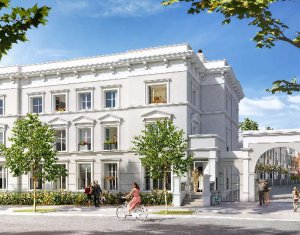 Achat / Vente appartement neuf Serris proche Centre Commercial Val d'Europe (77700) - Réf. 371