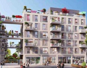 Achat / Vente appartement neuf Sevran quartier de Freinville (93270) - Réf. 1595