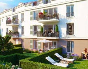 Investissement locatif : Appartement en loi Pinel  Soisy-sous-Montmorency cœur de ville (95230) - Réf. 4949