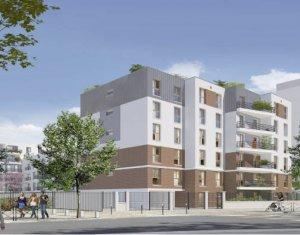 Investissement locatif : Appartement en loi Pinel  Stains proche parc de Courneuve (93240) - Réf. 5852