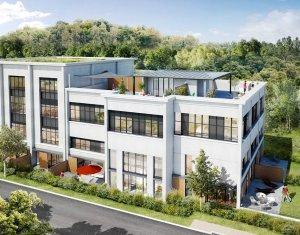 Achat / Vente appartement neuf Stains quartier des Trois Rivières (93240) - Réf. 1602