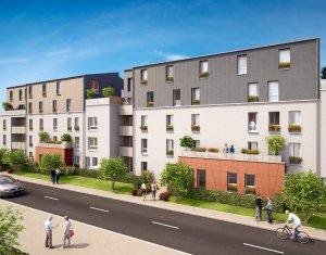 Achat / Vente appartement neuf Sucy-en-Brie proche parc Morbras (94370) - Réf. 2174