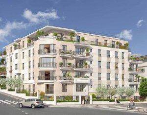 Achat / Vente appartement neuf Suresnes à proximité des commodités (92150) - Réf. 2333