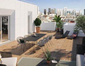 Investissement locatif : Appartement en loi Pinel  Suresnes face au Bois de Boulogne (92150) - Réf. 4895