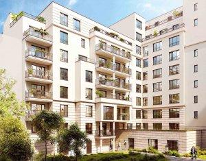 Achat / Vente appartement neuf Suresnes proche centre-ville et bords de Seine (92150) - Réf. 1946
