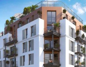 Achat / Vente appartement neuf Suresnes proche commerces et transports (92150) - Réf. 2334
