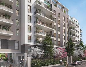 Achat / Vente appartement neuf Suresnes proche du quartier la Défense (92150) - Réf. 2503