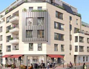 Achat / Vente appartement neuf Suresnes proche gare (92150) - Réf. 2275